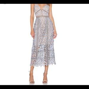 Anthropologie Elliatt Dress